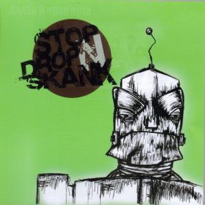 Stop Drop N Skank EP Cover