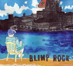 blimp rock