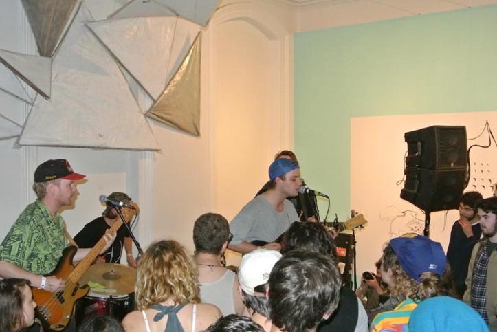 Mac DeMarco @ The Khyber (Photo by Dan Joyce)