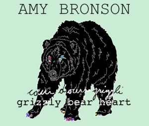 grizzly bear heart