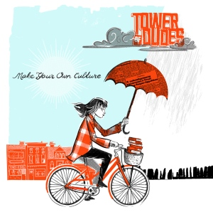 Tower of Dudes - Make Your Own Culture - Front Cover