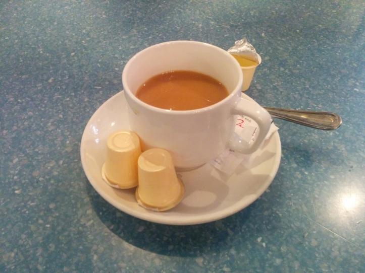 Fran's Diner - Golden Cups for Fallen Angels