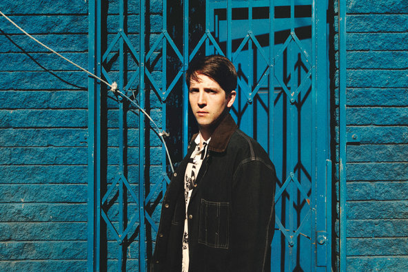 Owen Pallett. Photo: Peter Juhl.