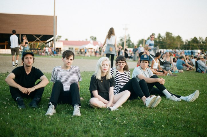 Alvvays (Photo by Colin Medley)