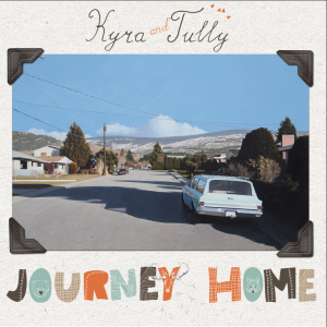 Kyra and Tully - Journey Home - cover