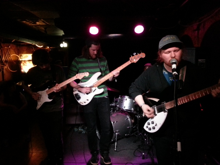 Walrus playing NXNE on June 18, 2015