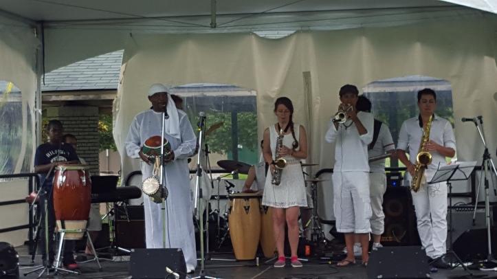 Asiko Afrobeat Ensemble