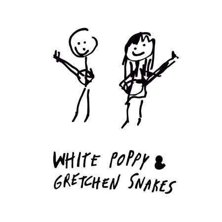 White Poppy & Gretchen Snakes