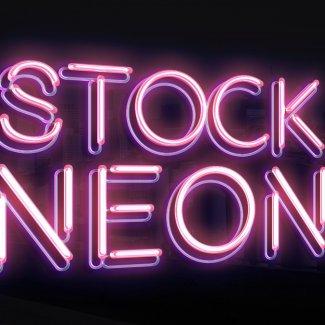 stock neon